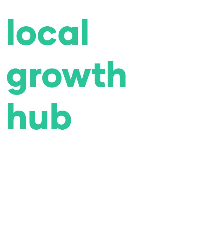 Local Growth Hub logo
