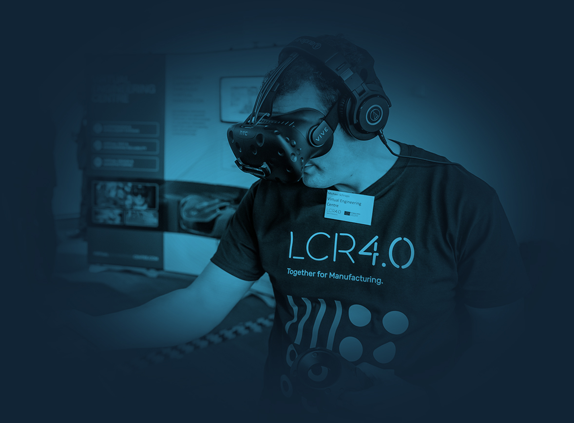 LCR 4.0 in the news banner image